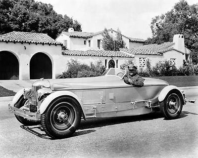 1929 Packard 626 Chassis Automobile Photo Poster HJR Glasscock zc7975-JXQ6S9