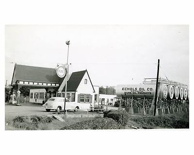 1941 Pure Oil Gas Stations Factory Photo Greenville SC Gas Globe ch2392
