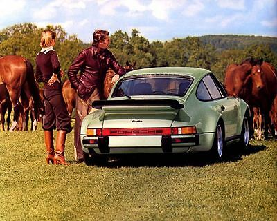 1976 Porsche 911 Carrera 3.0 930 Turbo Automobile Photo Poster zc992-UXPDOF