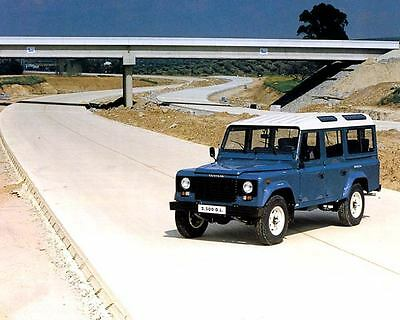 1993 Land Rover Santana 2500 Photo c1301-AMFV9O