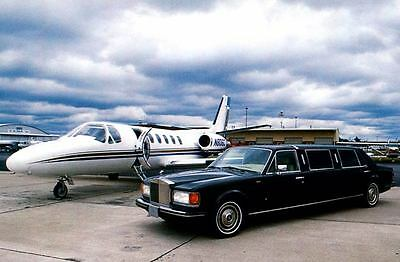 1985 ? Rolls Royce Silver Spur President Limo Photo c1410-VPDVCD