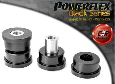 Mazda RX7 Gen 3+4 92-02 Powerflex Black Rear Trail Arm Front Bushes PFR36-307BLK