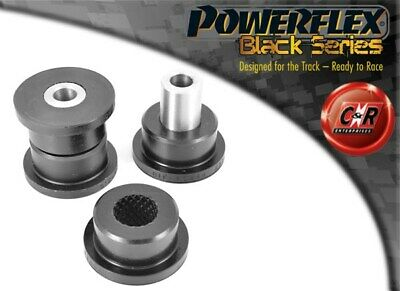 Mazda RX7 Gen 3+4 92-02 Powerflex Black Rr Upper Wbone Outer Bushes PFR36-310BLK