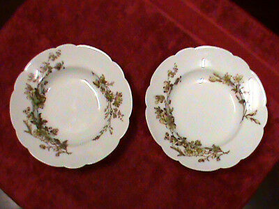 LIMOGES HAVILAND & Co. SAUCERS / DISH