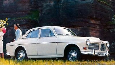 1965 Volvo 122 S Series Factory Photo c4341-ELWPXZ