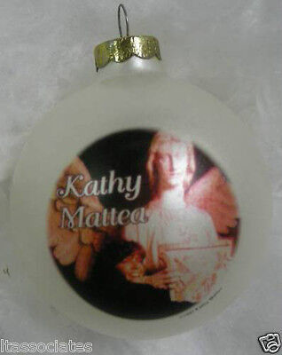 KATHY MATTEA  NEW 1997 Limited Edition Collectible Ornament