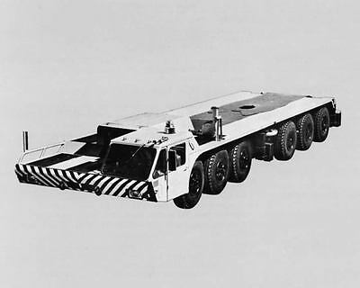 1973 Consolidated Dynamics 150 Ton Truck Crane Photo c4731-KMUN79