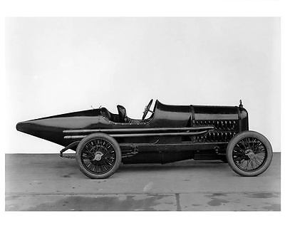 1917 Hudson Race Car Factory Photo c4820-8TAQER