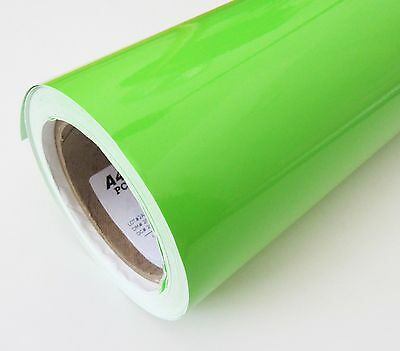 """1 Roll 24"""" X 10' Lime Green Avery Sign Cutting Vinyl (A4659-O)"""