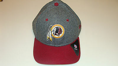 New Era Hat Cap NFL Football Washington Redskins Meltop 39THIRTY M/L Structured