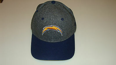New Era Hat Cap NFL Football San Diego Chargers Meltop 39THIRTY L/XL Structured
