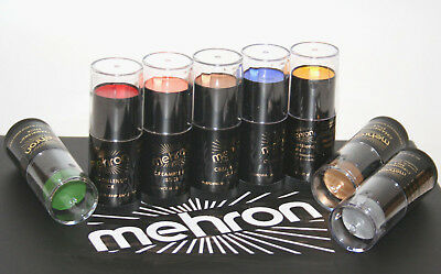 CreamBlend Stick Mehron theatrical makeup face paint beauty fashion cosmetic TV