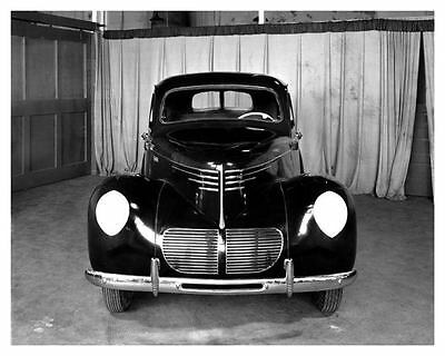 1940 Willys Americar Factory Photo  c5104-7K343A