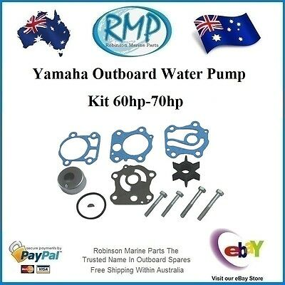 A Brand New Yamaha Outboard Water Pump Kit 60hp-70hp 1984-2012  # R 6H3-W0078-00