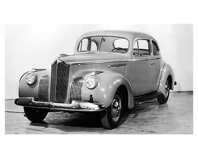 1941 Packard 120 Business Coupe Factory Photo c8340-PAMVO9