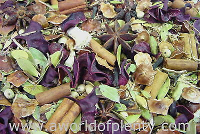 Potpourri Blend - Exotic Evening - Handcrafted - 2 cups = approximately 3.5 oz