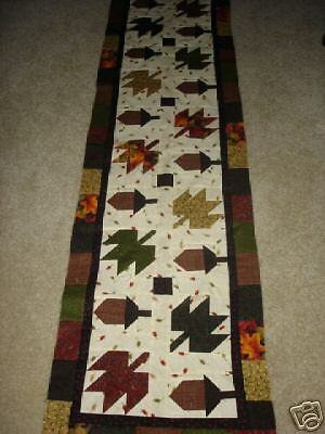 Table Runner Patterns - Quilt a Table Runner With Free