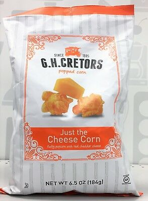 G.H. Cretors Cheese Corn Popcorn 6 oz