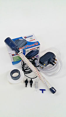 Plankton Reactor Full Kit (incl. LED and Air Pump)