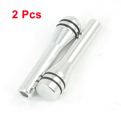 2x Universal Car Interior Door Lock Knobs Handle Pull Pin Trim Vehicle Truck SUV