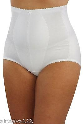 Ladies Medium Control Tummy Tuck And Bum Lift Girdle/ Briefs/Knickers. 5 Sizes