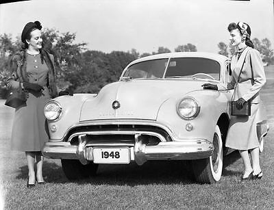 1948 Oldsmobile Automobile Photo Poster zch0419-7FB527