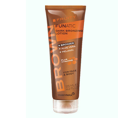 Tannymaxx Brown Fruity Funatic Dark Bronzing - Tannymax