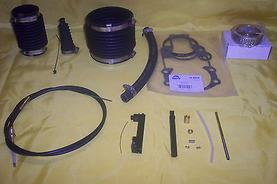Mercruiser Type 1 bellows kit W gimbal Bearing W Shift cable From 1963 to 1975