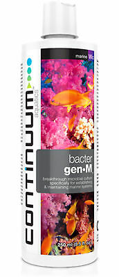 BACTER GEN M MICROBIAL CULTURE FOR MARINE AQUARIUMS 250ml