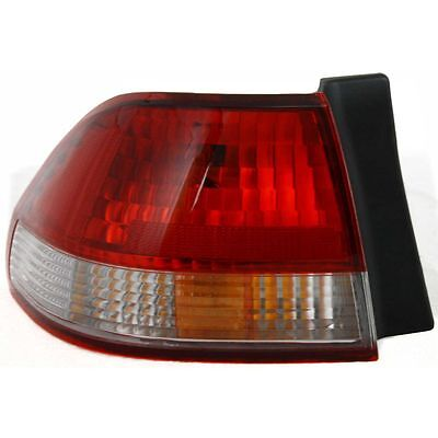 Tail Light for 2001-2002 Honda Accord LH Outer Sedan