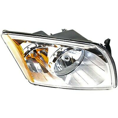 Headlight For 2007-2012 Dodge Caliber Passenger Side w/ bulb