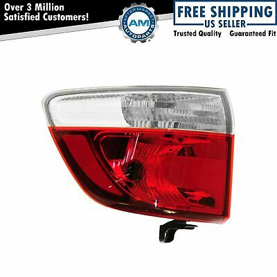 Taillight Taillamp Outer Driver Side Left LH LR for 13 Dodge Dart