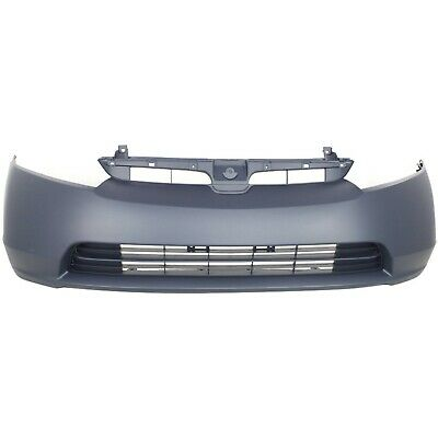 NEW Primered- Front Bumper Cover Fascia for 2006 2007 2008 Honda Civic 1.8 Sedan