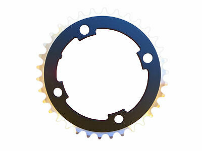 Chainring Single Fixie MTB 104BCD x 1/8 x 34T Shun