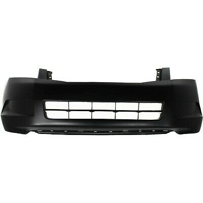 NEW Primered - Front Bumper Cover for 2008 2009 2010 Honda Accord Sedan 08-10