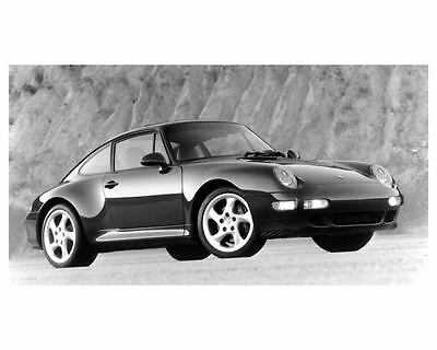 1997 Porsche 911 993 Carrera 4S Automobile Photo Poster zu2758-N131IS