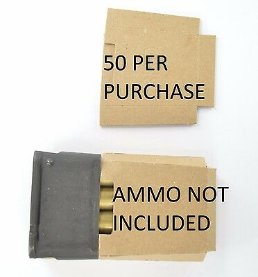 10X 7.62x39 Cardboard Inserts Silencers For SKS Stripper Clips