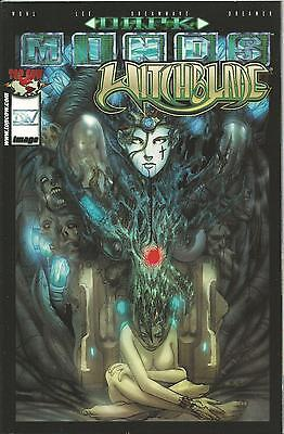 Darkminds/witchblade (Top Cow/image)  (Prestige Format)