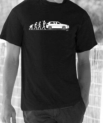 Evolution of Man, Alfa Romeo 147  t-shirt