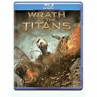 Wrath of the Titans (Blu-ray Disc, 2012)