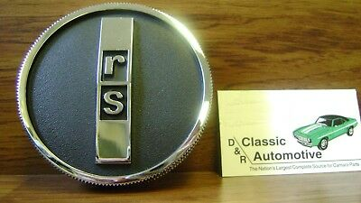 RS Fuel Cap 67-68 Camaro Gas **In Stock** Rally Sport