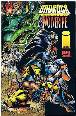 Badrock / Wolverine US Softcover 1996
