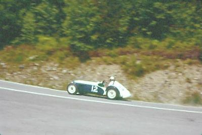 1951 Lester MG Race Car Photo Bill Eager Mt. Equinox u6889-RMPR4I