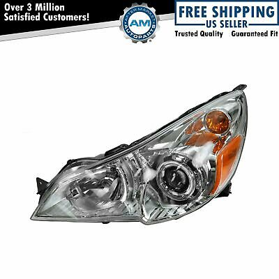 Headlight Headlamp Driver Side Left LH for 10-12 Subaru Legacy Outback