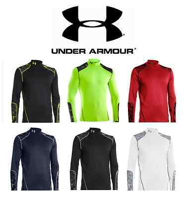 Under Armour Men's ColdGear® Infrared Evo Fitted Mock Baselayer - 1239304