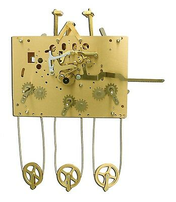 Hermle 461-853 94cm Grandfather Clock Movement