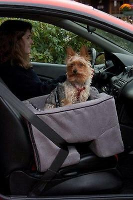 Pet Gear Suede Dog Cat Lookout Car Booster Seat PG1117 PG1122