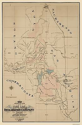 LANDS OF THE TIDELAND RECLAMATION CO CALIFORNIA (CA) BY GIBBES 1869