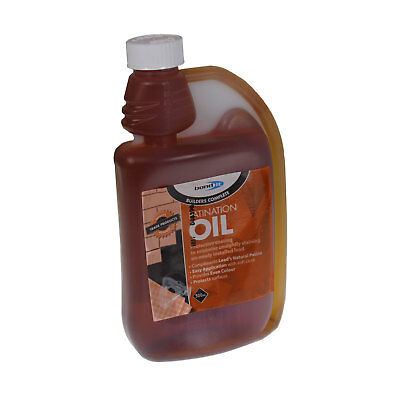 Patination Oil for Lead Flashing Protection Coating to Minimise Stain / Staining