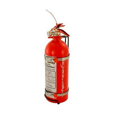 JJC Rally/Motorsport 1.75 Ltr Hand Held Fire Extinguisher MSA Rally Race